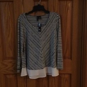 New Directions layered top
